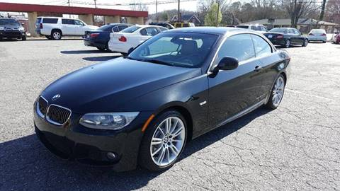2013 BMW 3 Series for sale at Octane Dynamics in Lenoir NC