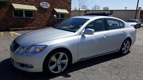 2011 Lexus GS 350 for sale at Octane Dynamics in Lenoir NC