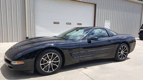 2004 Chevrolet Corvette for sale at Octane Dynamics in Lenoir NC