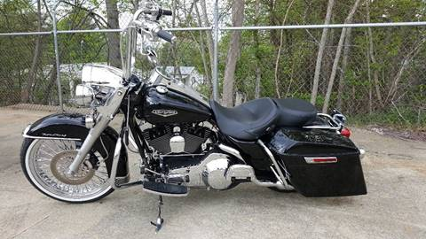 2005 Harley-Davidson ROAD KING CLASSIC for sale at Octane Dynamics in Lenoir NC
