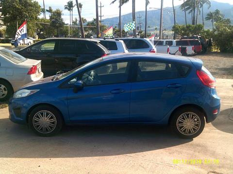 2011 Ford Fiesta for sale in Kahului, HI