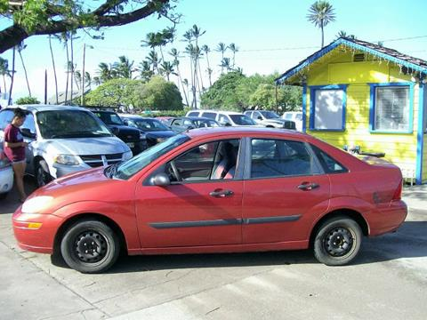 2000 Ford Focus for sale in Kahului, HI