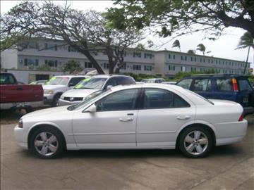 2006 Lincoln LS for sale in Kahului, HI