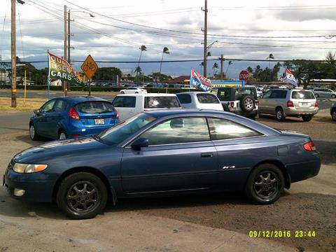 2000 Toyota Camry Solara for sale in Kahului, HI