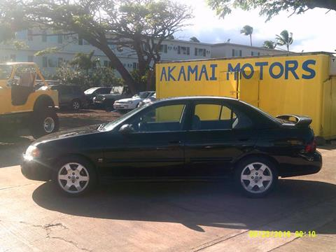 2005 Nissan Sentra for sale in Kahului, HI