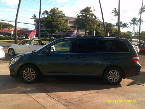 2006 Honda Odyssey for sale in Kahului, HI
