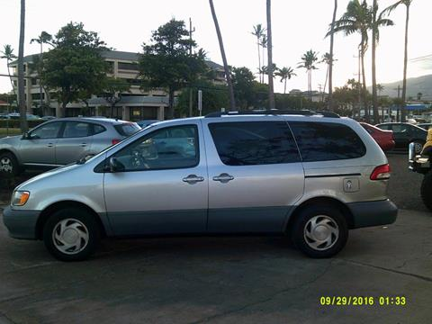 2002 Toyota Sienna for sale in Kahului, HI