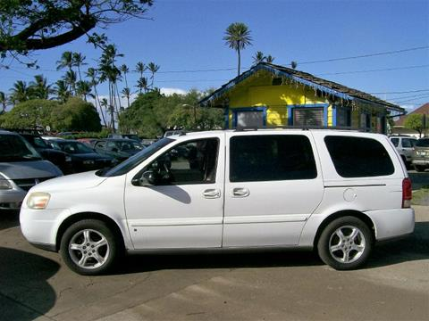 2006 Chevrolet Uplander for sale in Kahului HI