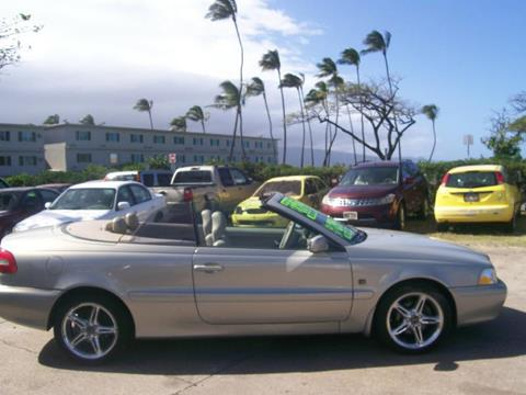 2001 Volvo C70 for sale in Kahului, HI