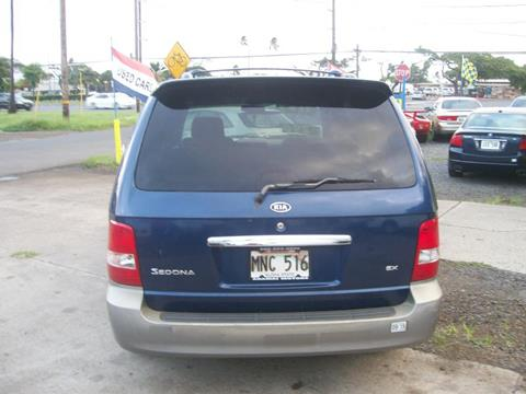 2005 Kia Sedona for sale in Kahului HI