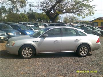 2007 Ford Five Hundred for sale in Kahului, HI