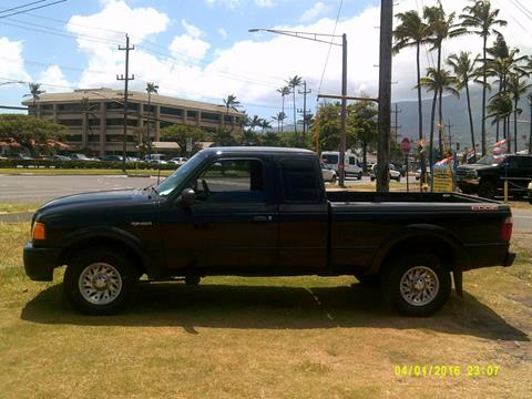 2004 Ford Ranger for sale in Kahului, HI