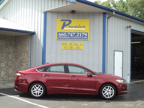2016 Ford Fusion for sale in Warrensburg, MO