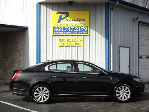 2014 Lincoln MKS for sale in Warrensburg, MO