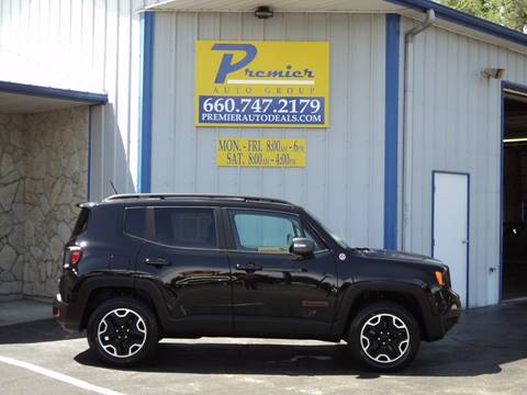 2016 Jeep Renegade for sale in Warrensburg, MO