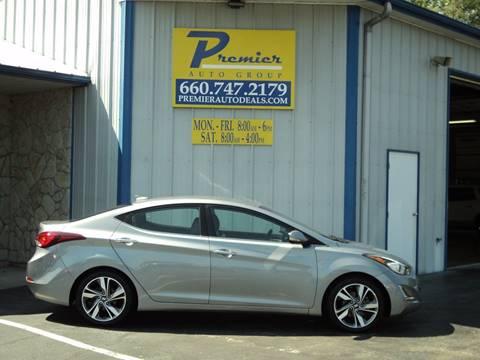 2015 Hyundai Elantra for sale in Warrensburg, MO