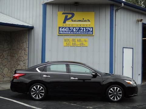 2017 Nissan Altima for sale in Warrensburg, MO
