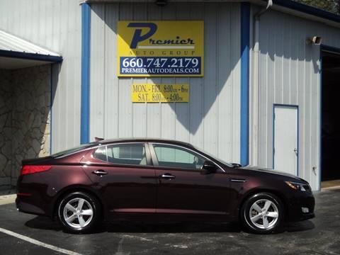 2015 Kia Optima for sale in Warrensburg, MO