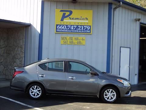 2018 Nissan Versa for sale in Warrensburg, MO