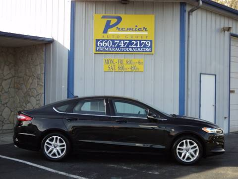 2013 Ford Fusion for sale in Warrensburg, MO