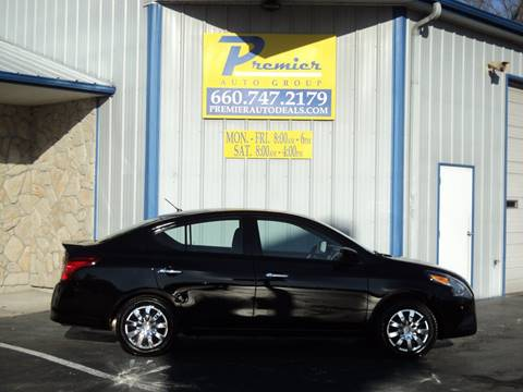2017 Nissan Versa for sale in Warrensburg, MO