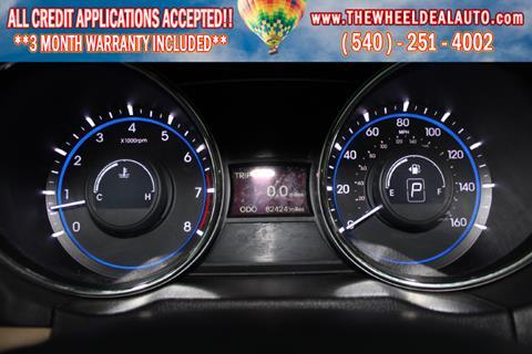 2013 Hyundai Sonata for sale in Spotsylvania, VA