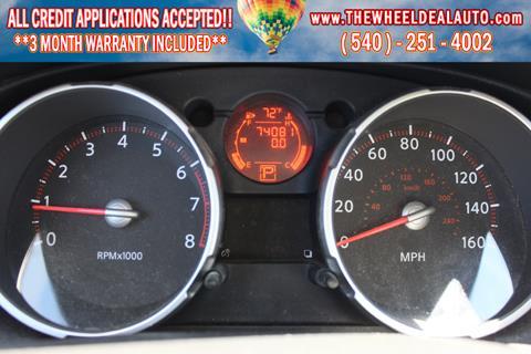 2009 Nissan Rogue for sale in Spotsylvania, VA