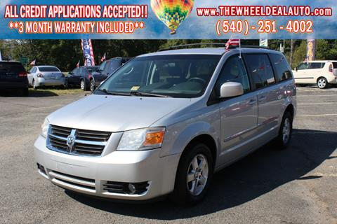 2008 Dodge Grand Caravan for sale in Spotsylvania, VA