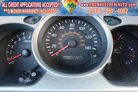 2003 Toyota Highlander for sale in Spotsylvania, VA