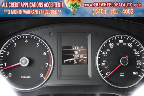 2013 Volkswagen Jetta for sale in Spotsylvania, VA