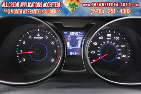 2013 Hyundai Veloster for sale in Spotsylvania, VA