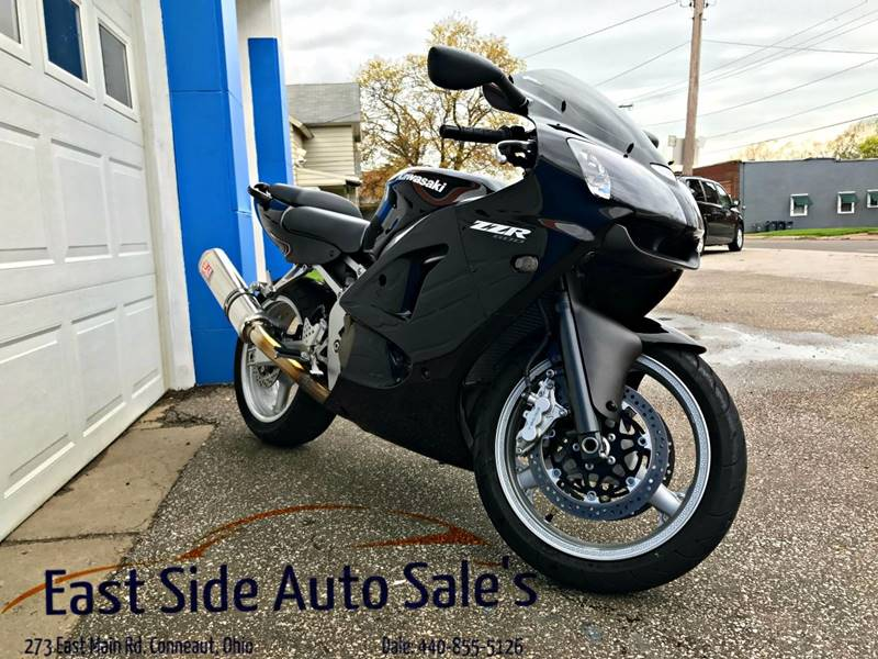 2008 Kawasaki ZZR600 for sale at EAST SIDE AUTO SALES in Conneaut OH
