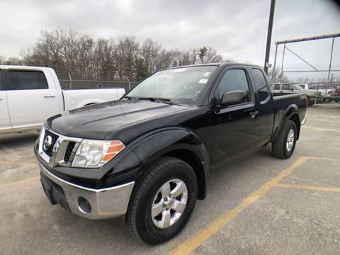 2010 Nissan Frontier for sale at Noel Motors LLC in Griffin GA