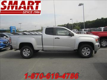 2017 GMC Canyon for sale in Pine Bluff, AR