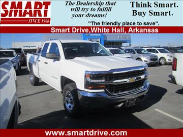 2017 Chevrolet Silverado 1500 for sale in Pine Bluff, AR