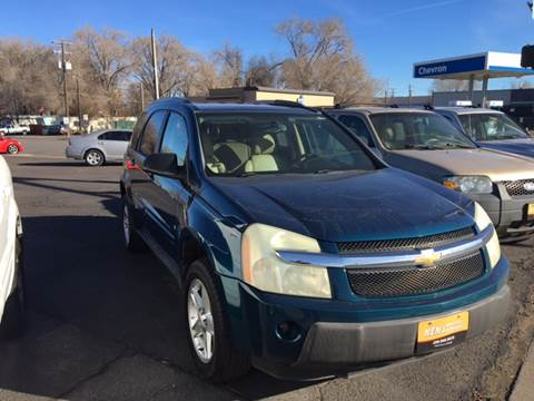 2006 chevrolet equinox for sale in twin falls id. Black Bedroom Furniture Sets. Home Design Ideas