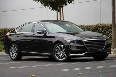 2019 Genesis G80 for sale in Irvine, CA