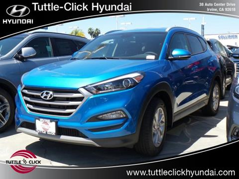 2017 Hyundai Tucson for sale in Irvine, CA