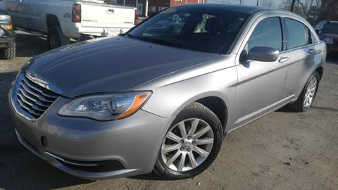 2013 Chrysler 200 for sale in Defiance, OH