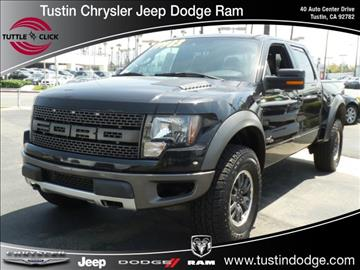 2011 Ford F-150 for sale in Tustin, CA