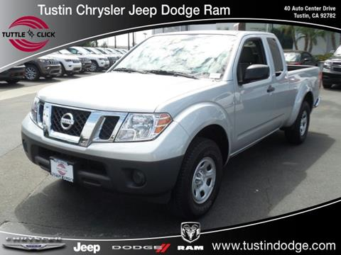 2016 Nissan Frontier for sale in Tustin, CA