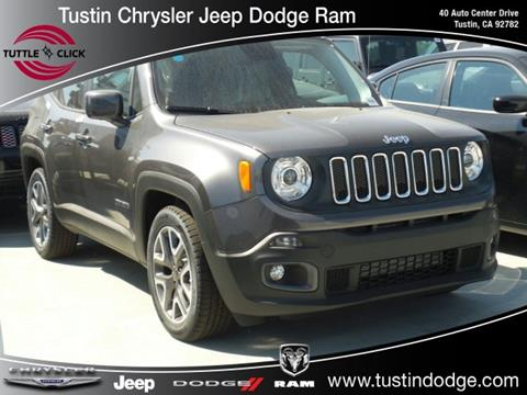 2017 Jeep Renegade for sale in Tustin, CA