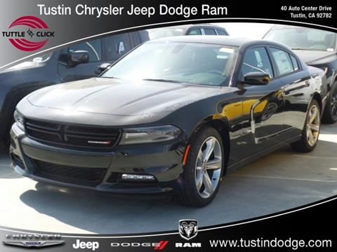2018 Dodge Charger for sale in Tustin, CA
