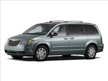 2009 Chrysler Town and Country for sale in Tustin, CA