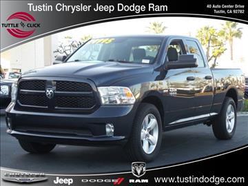 2014 RAM Ram Pickup 1500 for sale in Tustin, CA