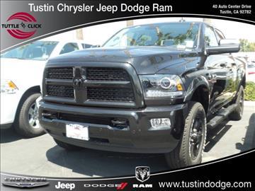 2017 RAM Ram Pickup 2500 for sale in Tustin, CA