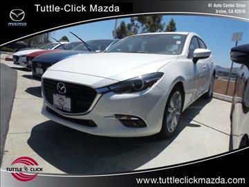 2017 Mazda MAZDA3 for sale in Irvine, CA