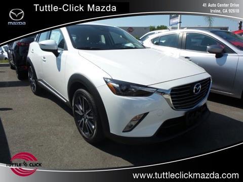 2018 Mazda CX-3 for sale in Irvine, CA