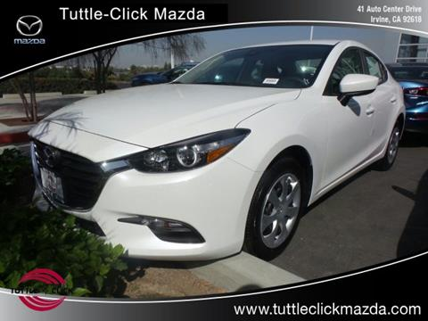 2018 Mazda MAZDA3 for sale in Irvine, CA
