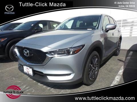 2017 Mazda CX-5 for sale in Irvine, CA